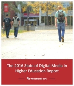 2016 State of Digital Media in Higher Education Report