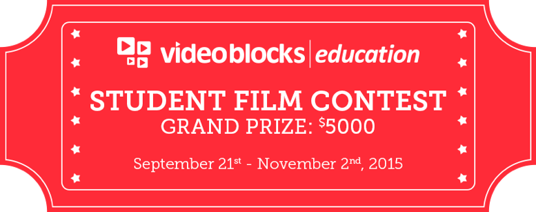 Student Filmmakers: Win $5000 in our Student Film Contest!